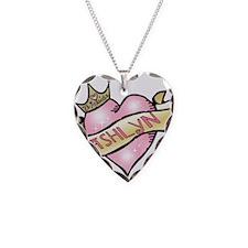 Sweetheart Ashlyn Custom Prin Necklace