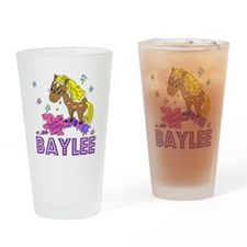I Dream of Ponies Baylee Drinking Glass