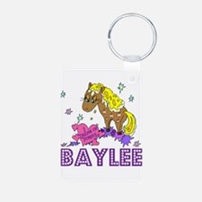 I Dream of Ponies Baylee Keychains