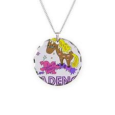 I Dream Of Ponies Cadence Necklace