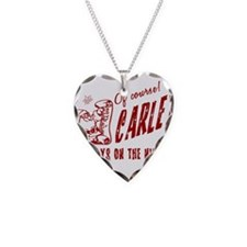 Nice List Carley Christmas Necklace