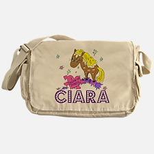 I Dream Of Ponies Ciara Messenger Bag