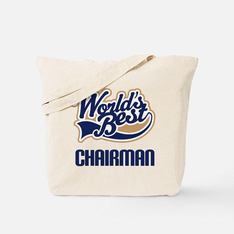 Chairman Gift Tote Bag