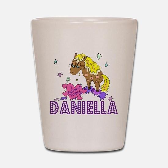 I Dream Of Ponies Daniella Shot Glass