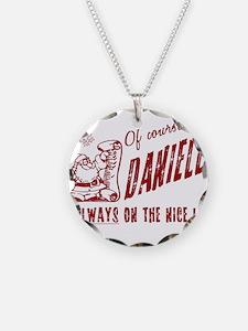 Nice List Danielle Christmas Necklace