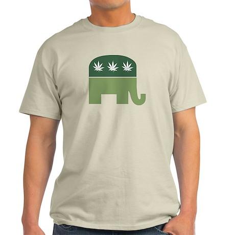 Green Republican Light T-Shirt