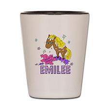 I Dream Of Ponies Emilee Shot Glass