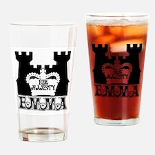 Her Majesty Emma Drinking Glass