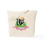 Little Stinker Donna Tote Bag