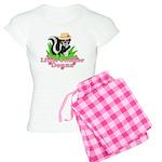 Little Stinker Donna Women's Light Pajamas