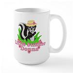 Little Stinker Donna Large Mug
