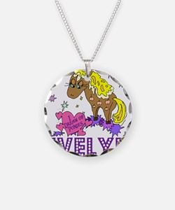 I Dream Of Ponies Evelyn Necklace