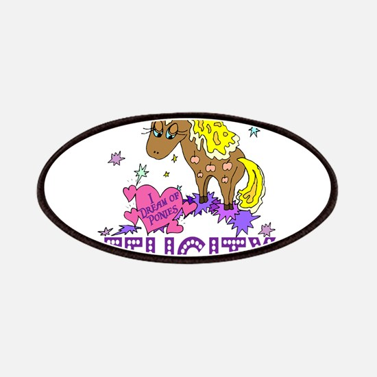 I Dream Of Ponies Felicity Patches