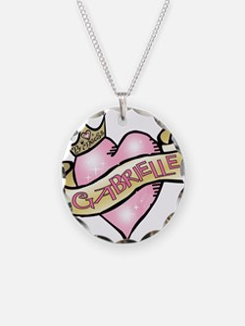 Sweetheart Gabrielle Custom P Necklace