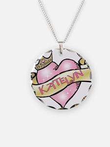Sweetheart Katelyn Custom Pri Necklace