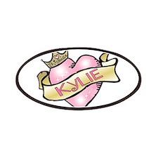Sweetheart Kylie Custom Princ Patches