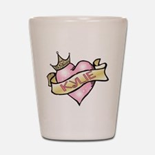 Sweetheart Kylie Custom Princ Shot Glass