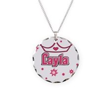 Layla Princess Crown w/Stars Necklace