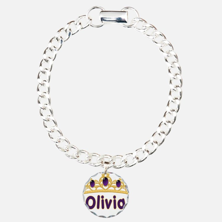 Princess Tiara Olivia Persona Bracelet