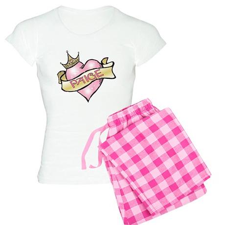 Sweetheart Paige Custom Princ Women's Light Pajama