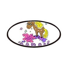I Dream of Ponies Sarah Patches