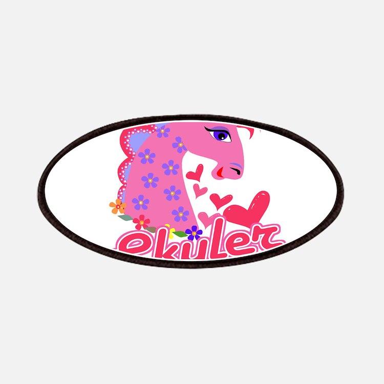 Skyler Loves Ponies Patches