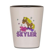 I Dream Of Ponies Skyler Shot Glass