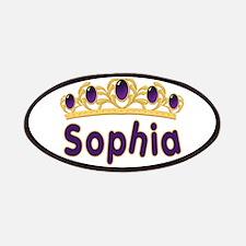 Princess Tiara Sophia Persona Patches