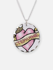Sweetheart Stephanie Custom P Necklace