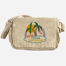 Island Girl Tessa Personalize Messenger Bag
