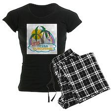 Island Girl Tessa Personalize Pajamas
