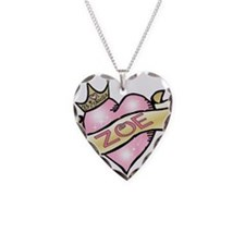 Sweetheart Zoe Custom Princes Necklace
