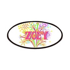 Sparkle Celebration Zoey Patches