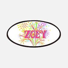 Sparkle Celebration Zoey Patches