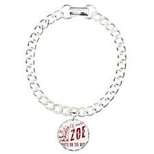 Nice List Zoey Christmas Bracelet