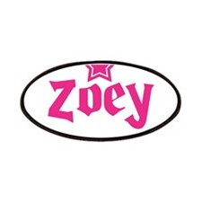 Star Zoey! Patches