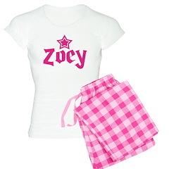 Star Zoey! Women's Light Pajamas