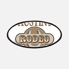 Austin's Rodeo Personalized Patches