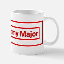 College Majors Mug