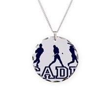 Baseball Cade Personalized Necklace