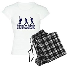 Baseball Chase Personalized Pajamas