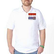 Silky Flag of the Nederlands T-Shirt