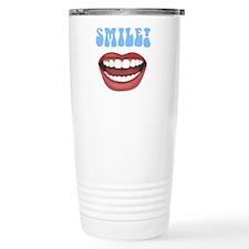 Healthy Smile Travel Mug