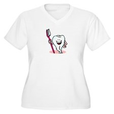 Happy Tooth & Brush T-Shirt
