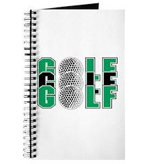 GOLF,GOLF,GOLF Journal