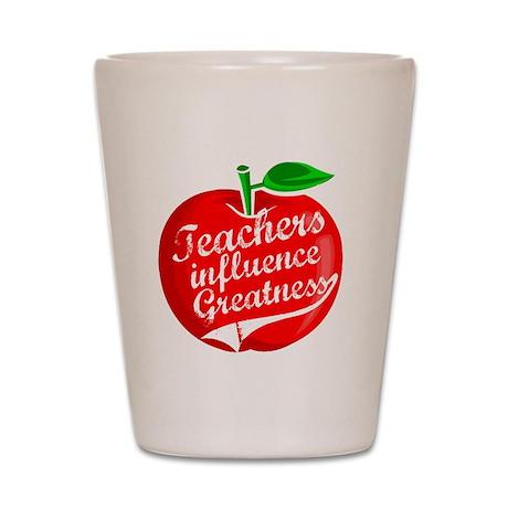Teacher Gifts! Shot Glass