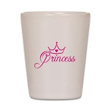 Princess Shot Glass