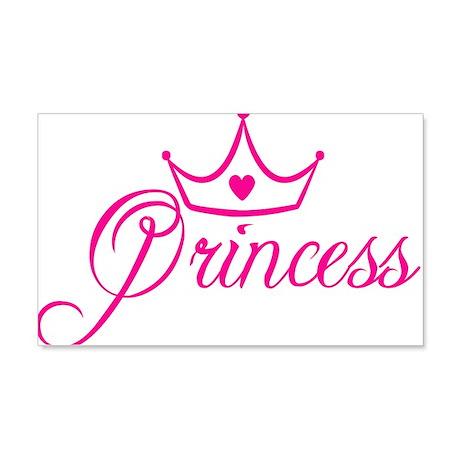 Princess 22x14 Wall Peel