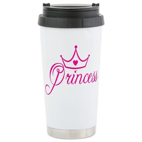 Princess Stainless Steel Travel Mug
