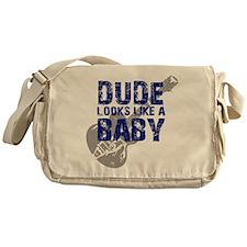 Aerosmith Parody Messenger Bag